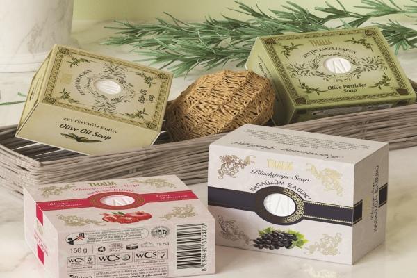 Thalia'nın doğal sabunları ciltte kuruluk yaratmıyor