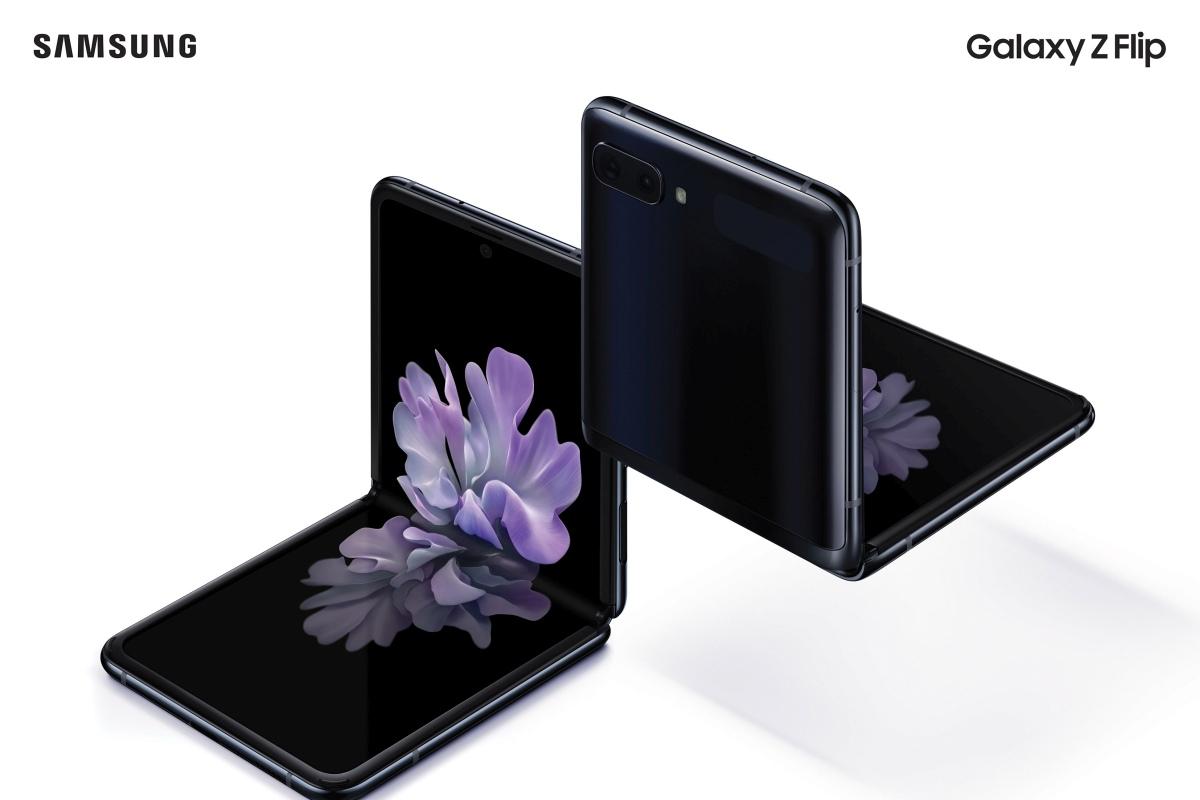 Samsung ve Google, Galaxy Z Flip yepyeni deneyimler sunuyor