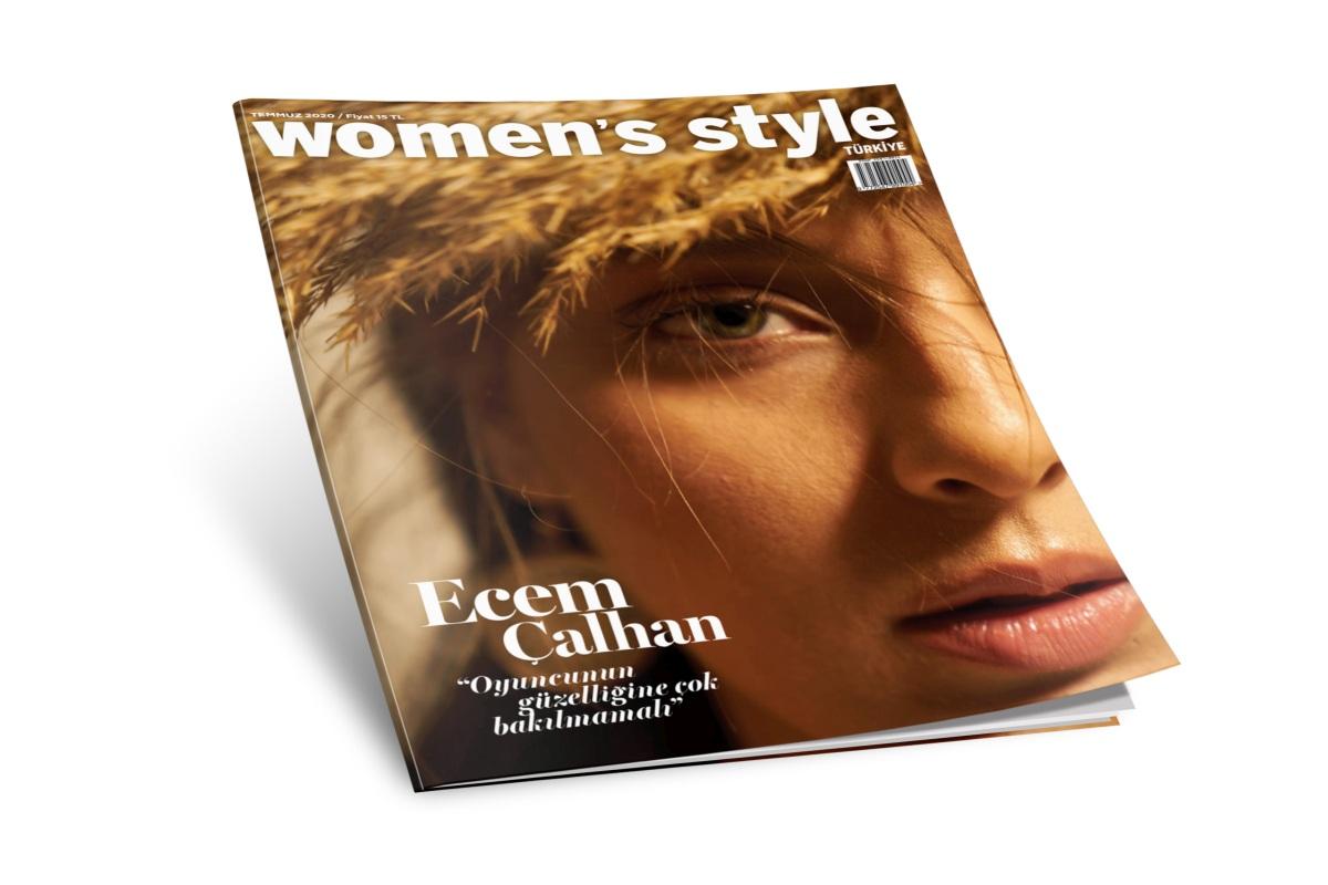 Women's Style Türkiye Temmuz sayısı bayilerde ve Turkcell Dergilik'te!