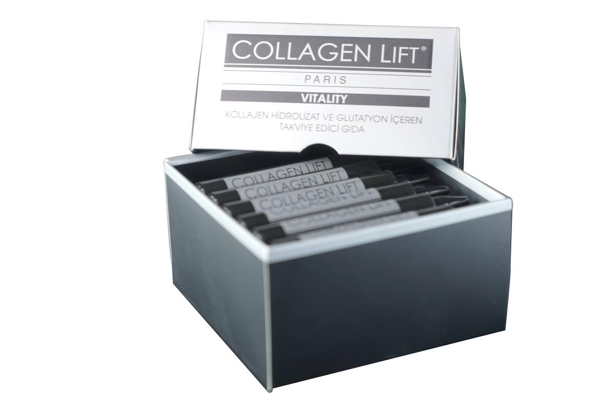 Collagen Lift Paris Vitality'i geliştirdi