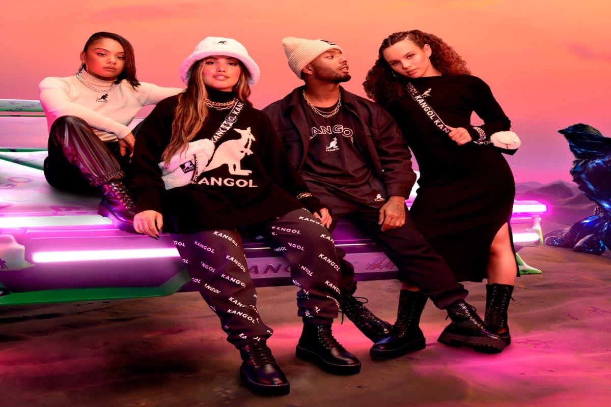 Kangol x H&M feat Mabel sokak giyim iş birliği yaptı