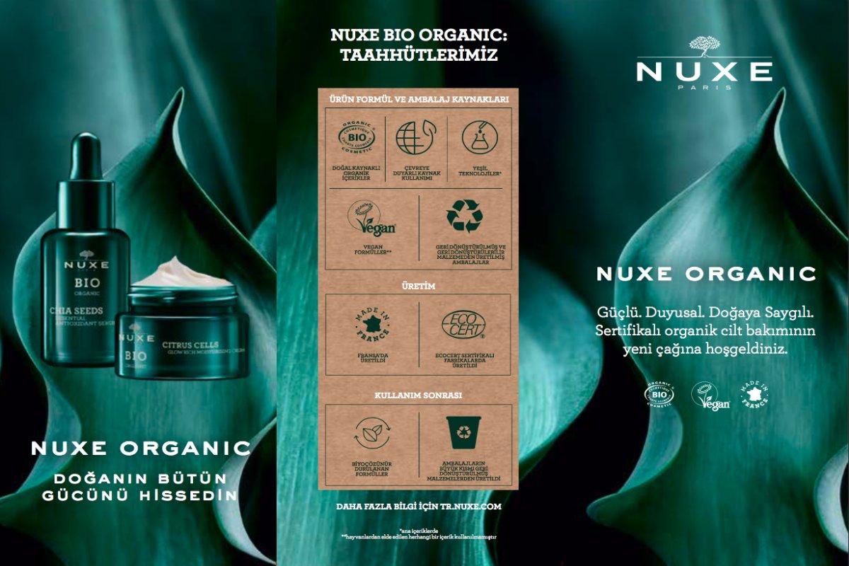 Nuxe x Ecording ile işbirliği gerçekleştirdi
