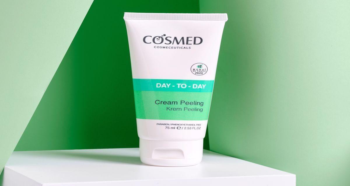 COSMED Cosmeceuticals sağlıklı bir cilt bakım imkanı sunuyor