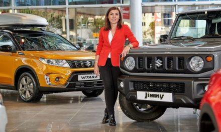 Suzuki Satış ve Pazarlama Direktörü Şirin Yurtseven otomotiv sektöründeki başarısını anlattı