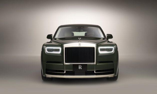 Rolls-Royce Motor Cars,  Bespoke Phantom Oribe üretiyor
