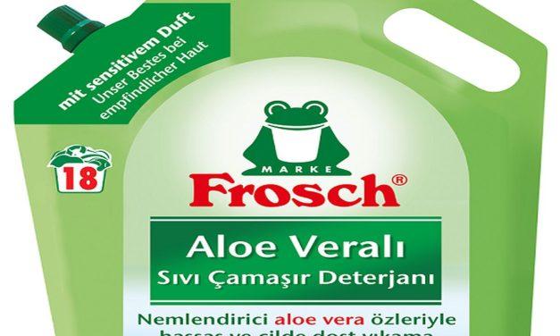Frosch, vegan ürünleriyle tüketicilerin tercihi oldu