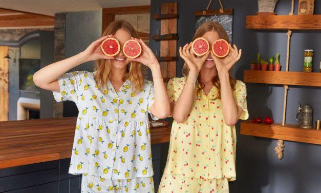 Pandemide pijamalara renk geldi
